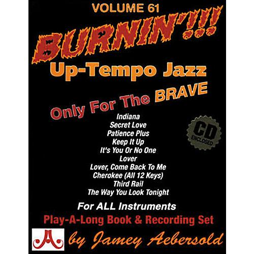Jamey Aebersold Jamey Aebersold Volume 61 Burnin'