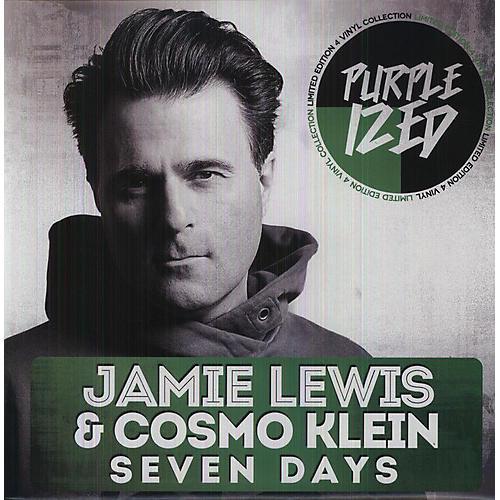 Alliance Jamie Lewis & Amp; Cosmo Klein - Seven Days