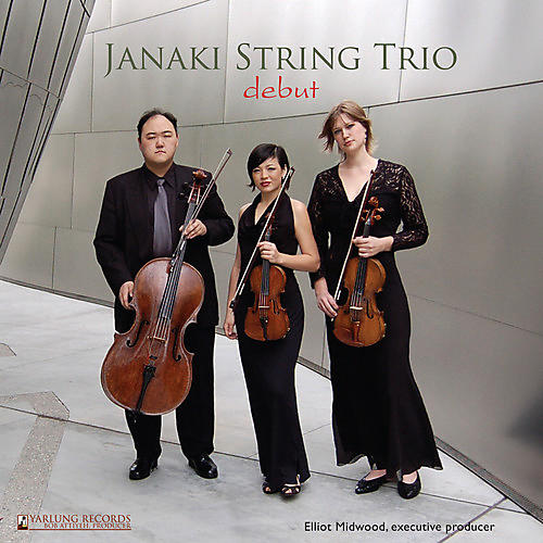 Alliance Janaki String Trio Debut