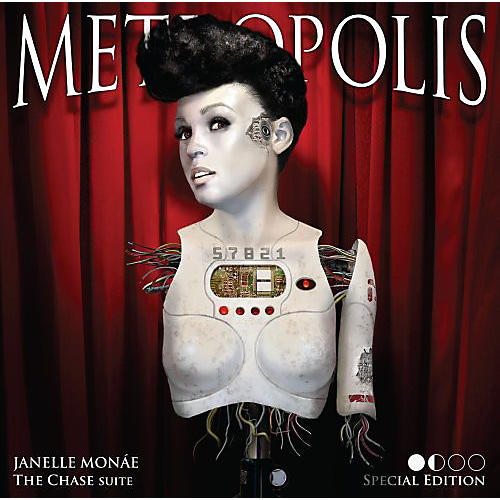 Alliance Janelle Mon e - Metropolis: The Chase Suite