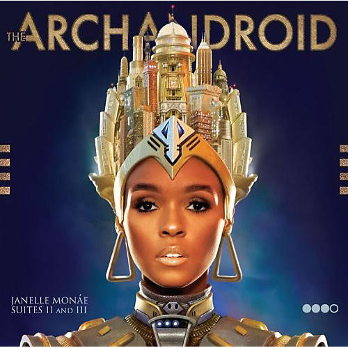 Alliance Janelle Monáe - The Archandroid