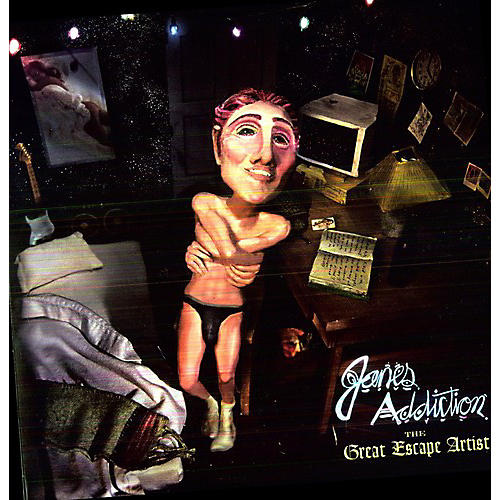 Alliance Jane's Addiction - The Great Escape Artist