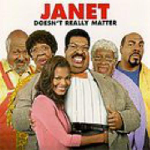 Alliance Janet Jackson - Doesn't Really Matter