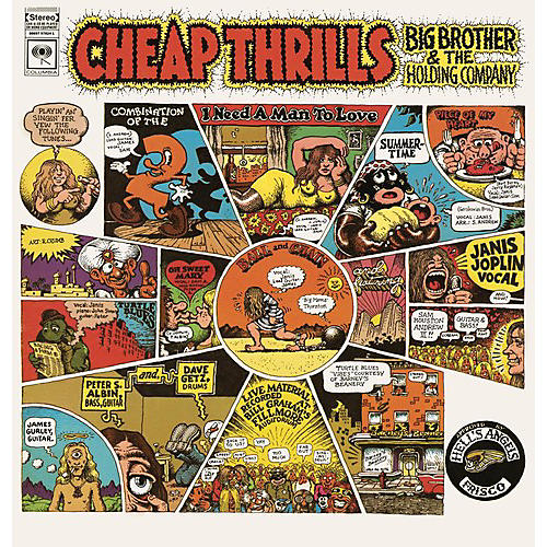 Alliance Janis Joplin - Cheap Thrills