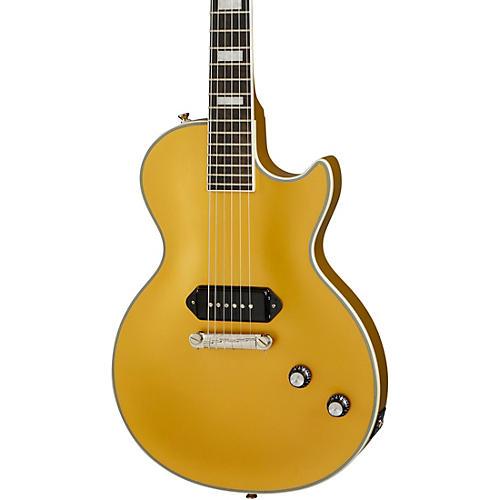 Jared James Nichols Gold Glory Les Paul Custom Electric Guitar