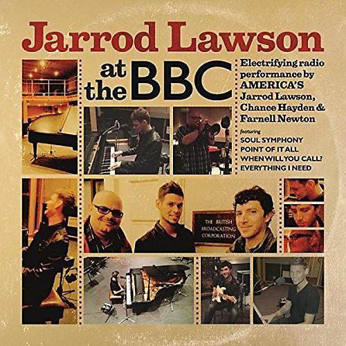 Alliance Jarrod Lawson - Jarrod Lawson at the BBC