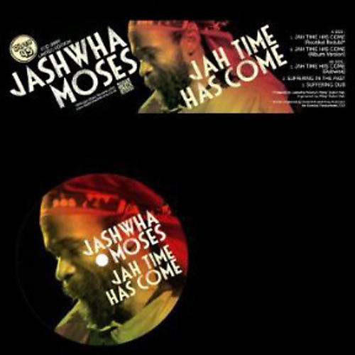 Alliance Jashwa Moses - Jah Time Has Come