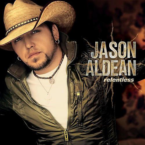 Alliance Jason Aldean - Relentless (CD)