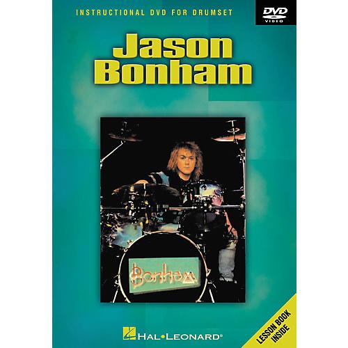 Hal Leonard Jason Bonham - Instructional DVD