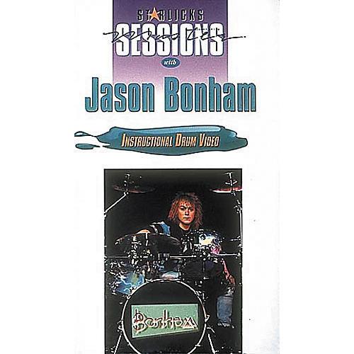 Hal Leonard Jason Bonham Starlicks Master Video