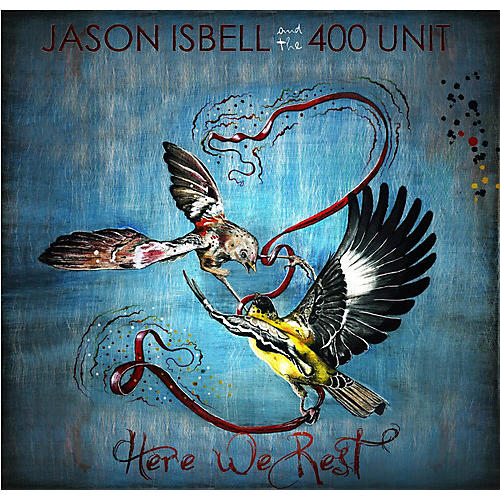 Alliance Jason Isbell - Here We Rest