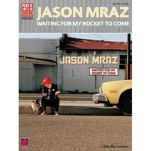 Cherry Lane Jason Mraz - Waiting for My Rocket to Come