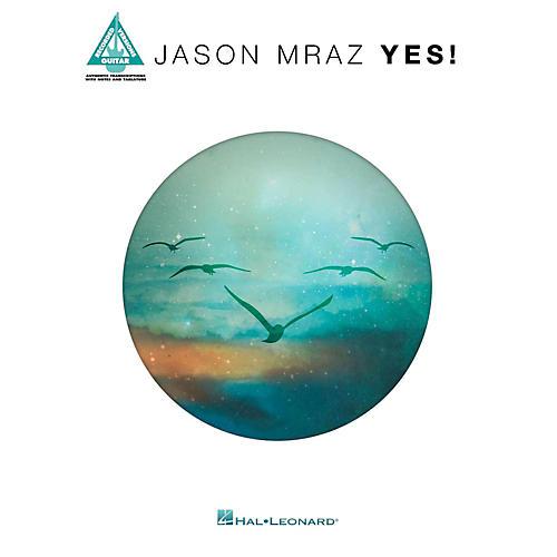 Hal Leonard Jason Mraz - Yes for Guitar Tab