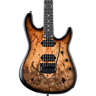 Ernie Ball Music Man Jason Richardson 6 String Electric Guitar with Black Hardware