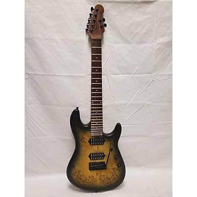 Sterling by Music Man Jason Richardson 7-string Cutlass Solid Body Electric Guitar