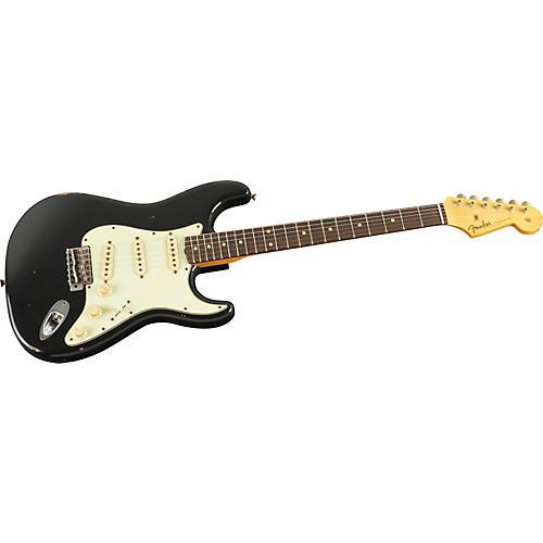 Fender Custom Shop Jason Smith Masterbuilt 1960 Stratocaster Light Relic Electric Guitar