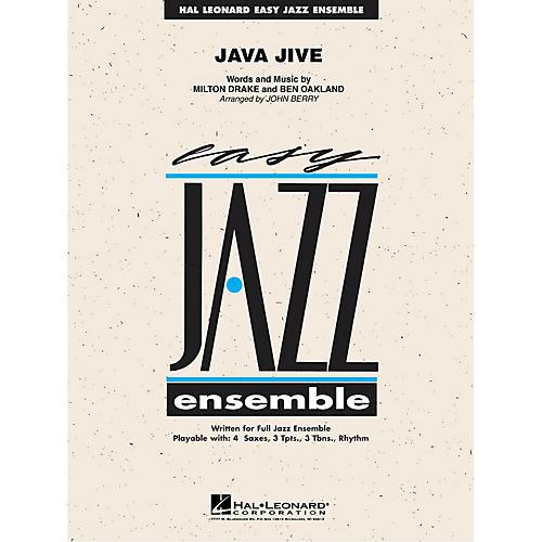 Hal Leonard Java Jive Jazz Band Level 2 Arranged by John Berry