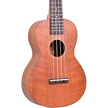 Java Series MJ2 Concert Ukulele Transparent Brown