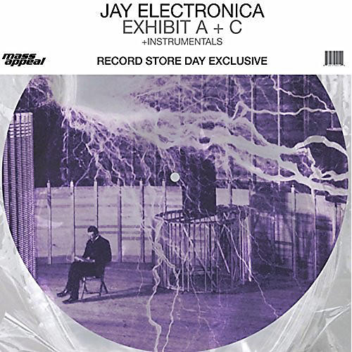 Alliance Jay Electronica - Exhibit A + C Picture Disc