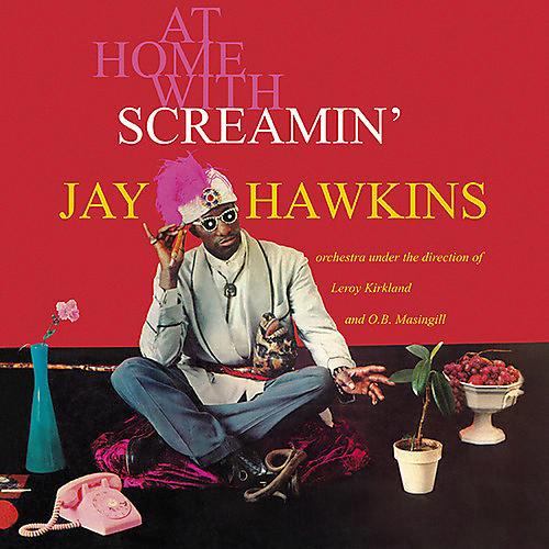 Alliance Jay Screamin Hawkins - At Home With Screamin' Jay Hawkins