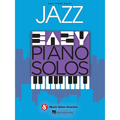 Music Sales Jazz - Easy Piano Solos Songbook