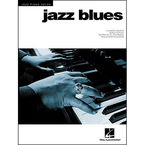 Hal Leonard Jazz Blues
