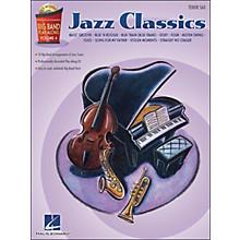 Hal Leonard Jazz Classics - Big Band Play-Along Vol. 4 Tenor Sax