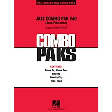 Hal Leonard Jazz Combo Pak #40 (Jaco Pastorius) Jazz Band Level 3 by Jaco Pastorius Arranged by Mark Taylor