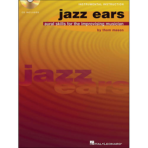Hal Leonard Jazz Ears Book/CD