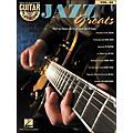 Hal Leonard Jazz Greats - Guitar Play-Along Volume 44 Book/CD thumbnail