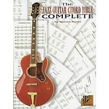 Alfred Jazz Guitar Chord Bible Book