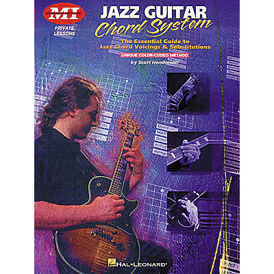 Musicians Institute Jazz Guitar Chord System Book