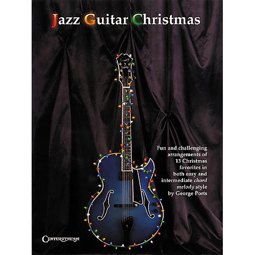 Centerstream Publishing Jazz Guitar Christmas