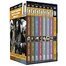 Jazz Icons Jazz Icons 4 Boxed Set DVD Series DVD Performed by Various