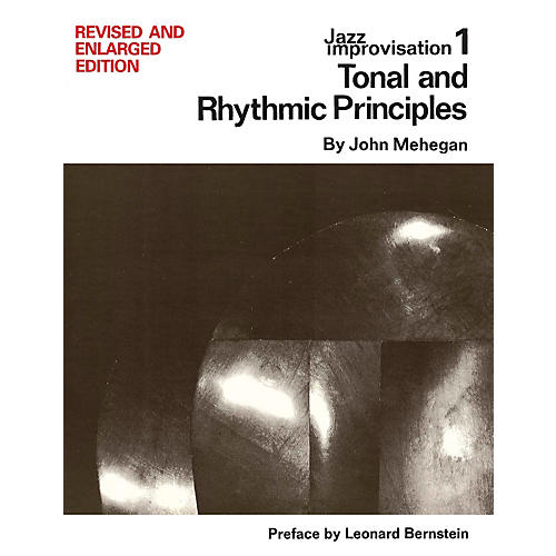 Music Sales Jazz Improvisation: Tonal and Rhythmic Principles Music Sales America Series Softcover by John Mehegan