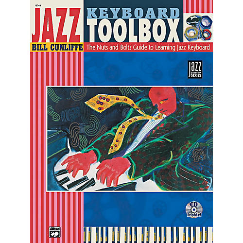 Alfred Jazz Keyboard Toolbox Book & CD