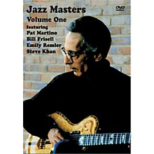 Mel Bay Jazz Masters, Volume One DVD