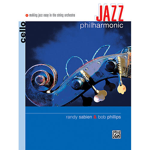 Alfred Jazz Philharmonic Cello Book
