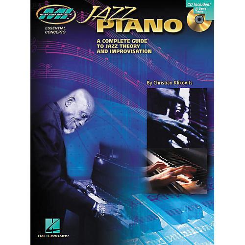 Musicians Institute Jazz Piano (Book/CD)