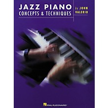 Hal Leonard Jazz Piano Concepts & Techniques