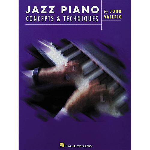 Hal Leonard Jazz Piano Concepts & Techniques