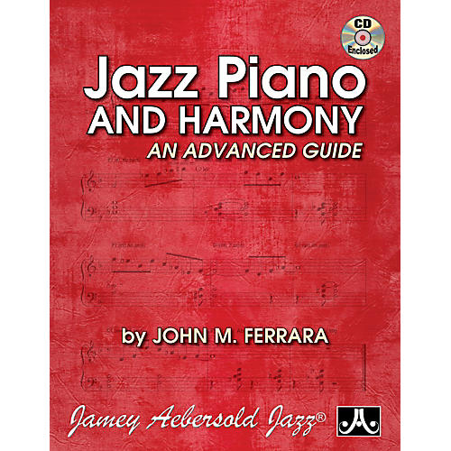JodyJazz Jazz Piano Harmony - Advanced Edition