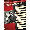 Hal Leonard Jazz Piano Masters Play Rodgers & Hammerstein Artist Transcriptions Series Softcover thumbnail