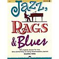 Alfred Jazz Rags & Blues Book 1 thumbnail