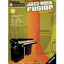 Hal Leonard Jazz-Rock Fusion - Jazz Play Along Volume 62 Book with CD