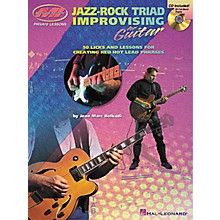 Musicians Institute Jazz-Rock Triad Improvising for Guitar (Book/CD)