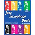 Jamey Aebersold Jazz Saxophone Duets Vol. 2 thumbnail