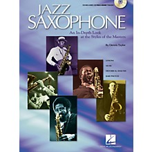 Hal Leonard Jazz Saxophone Sax Instruction Series Softcover with CD Written by Dennis Taylor