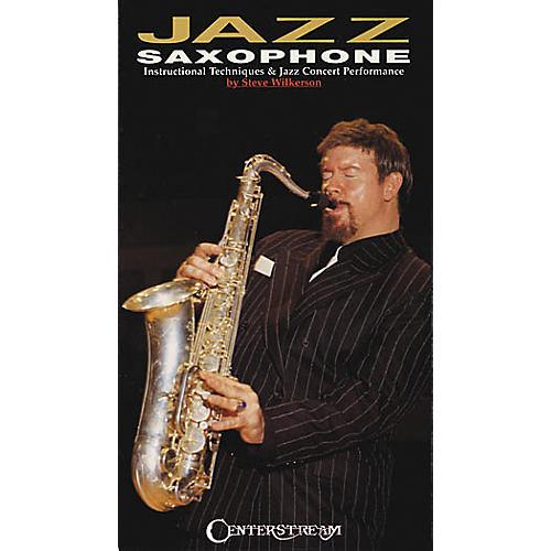 Hal Leonard Jazz Saxophone (VHS)