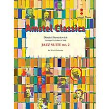 Amstel Music Jazz Suite No. 2 - Finale Concert Band Level 3-5 Composed by Shostakovich Arranged by Johan de Meij